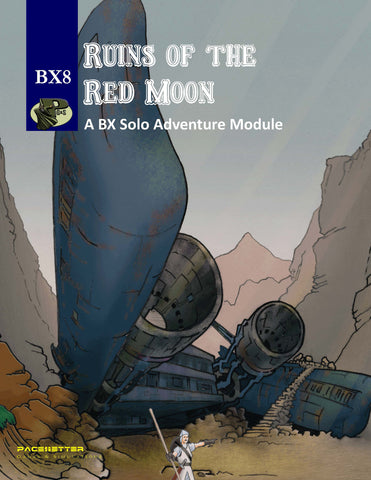 BX8 Ruins of the Red Moon