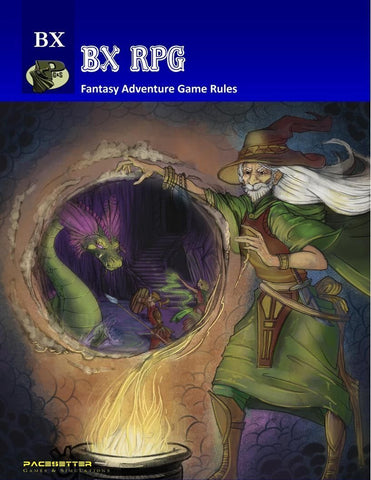 BX RPG Box Set