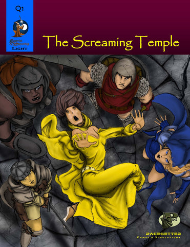 Q1 The Screaming Temple