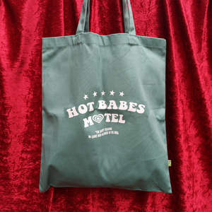 Hot Babes Motel Tote
