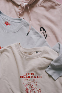 This could be us sweatshirt - offwhite
