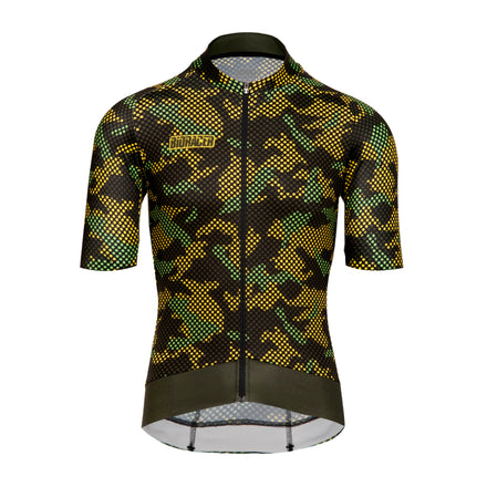 Epic Camo21 Olive Yellow Jersey