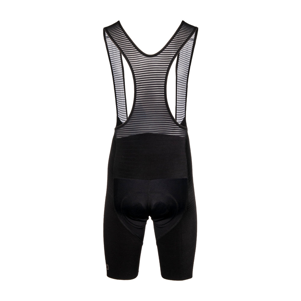 Epic Black Bib Shorts