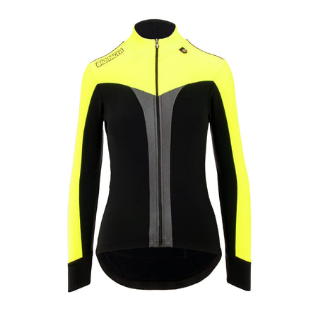 Tempest Jacket Women Fluo Yellow