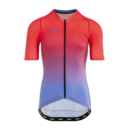 Mens Jupiter Sunset Red Jersey