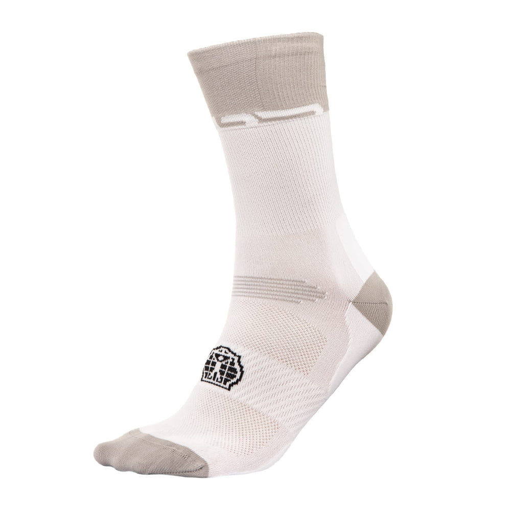 Summer Socks - White/Grey