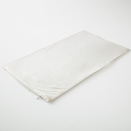 RE.LAX Silk Sleep Pad - Weiß (OEKO-TEX® zertifiziert)
