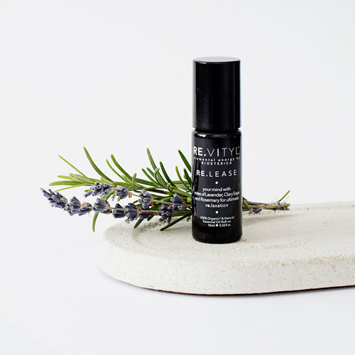 RE.LEASE Rollerball Scent Therapy