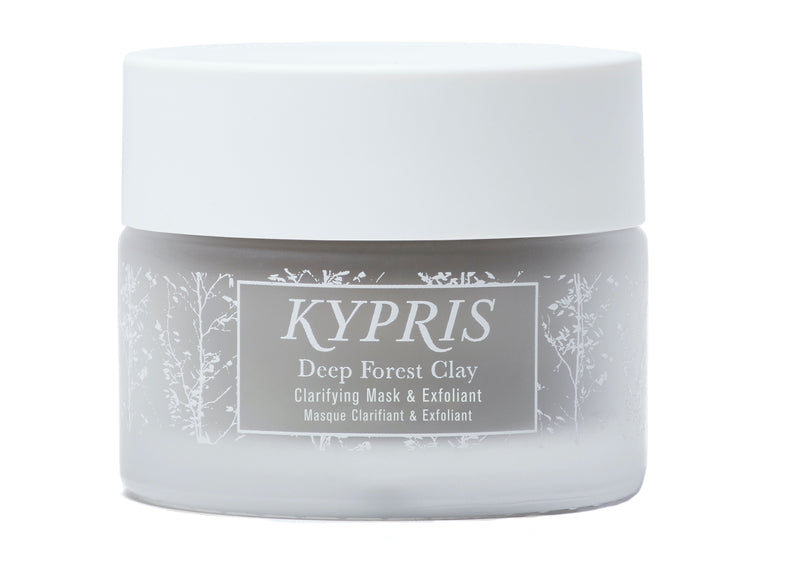 Deep Forest Clay Mask