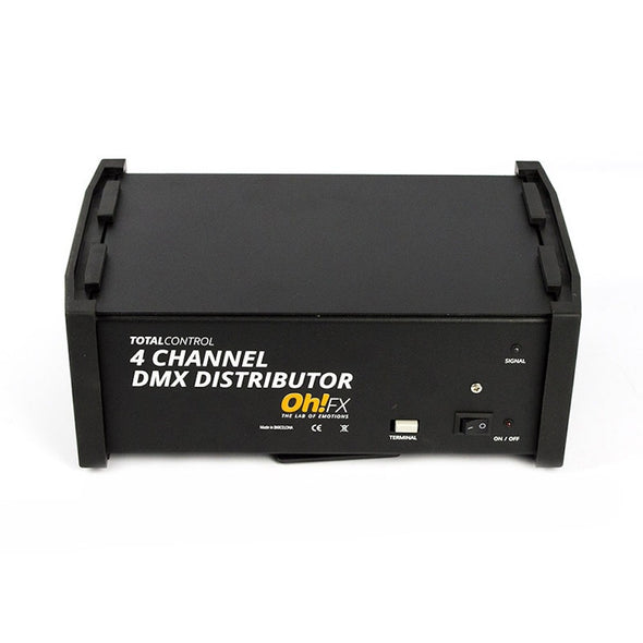 Distributor DMX 4 canale OH!Fx TC-107