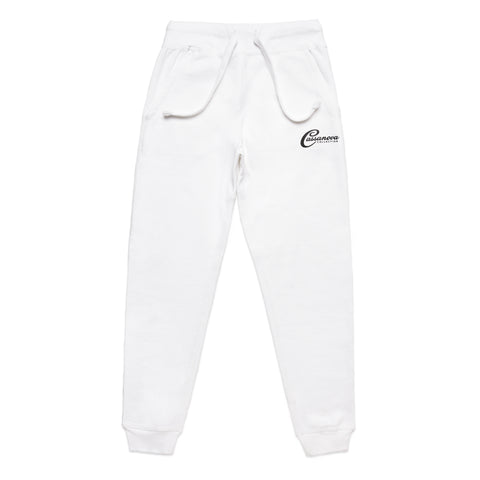 Essential Joggers White