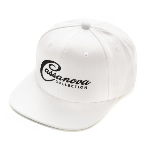 Essential Snapback White