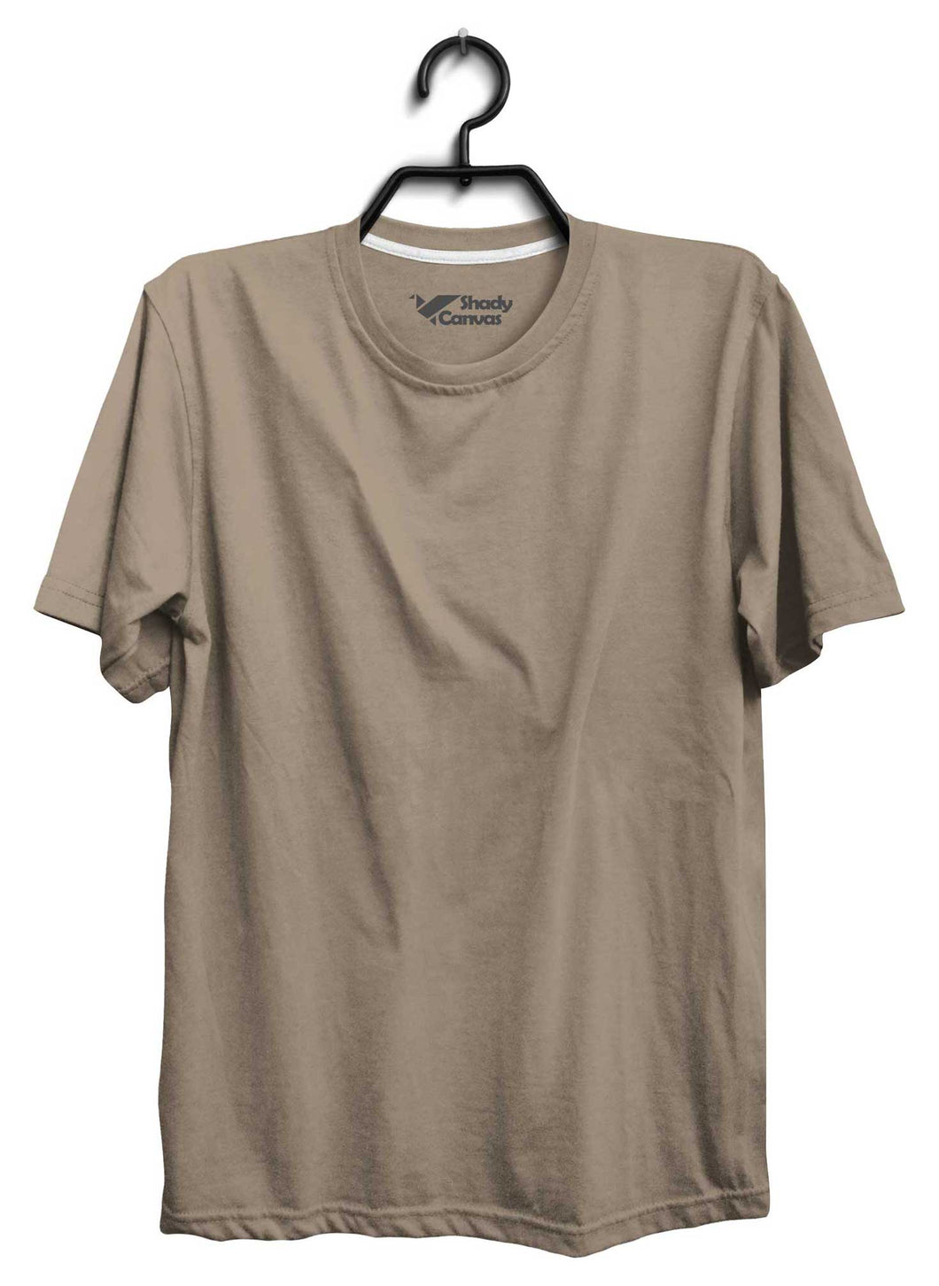 Custom Beige T-Shirt (100% Cotton,Unisex)