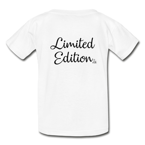 Limited Edition Youth Tagless T-Shirt - white