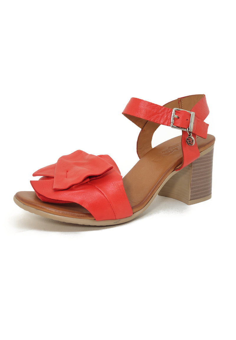 GS144 RED - Sandalo donna