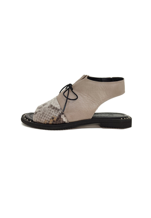 GS152 TAUPE - Sandalo donna