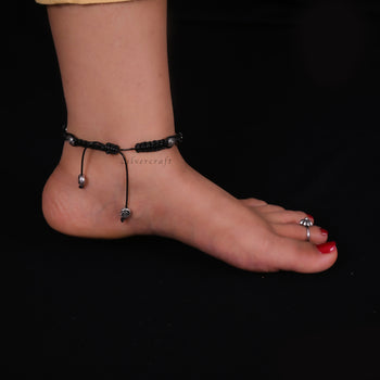 Belt Anklet-Zilver Craft - An Unique Silver Jewellery Online Store