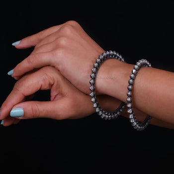 Raabta Bangle-Zilver Craft - An Unique Silver Jewellery Online Store