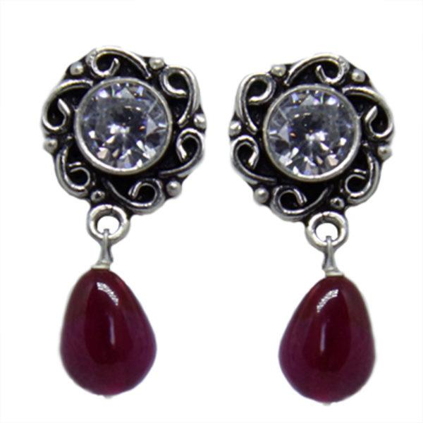 pure silver earrings online india