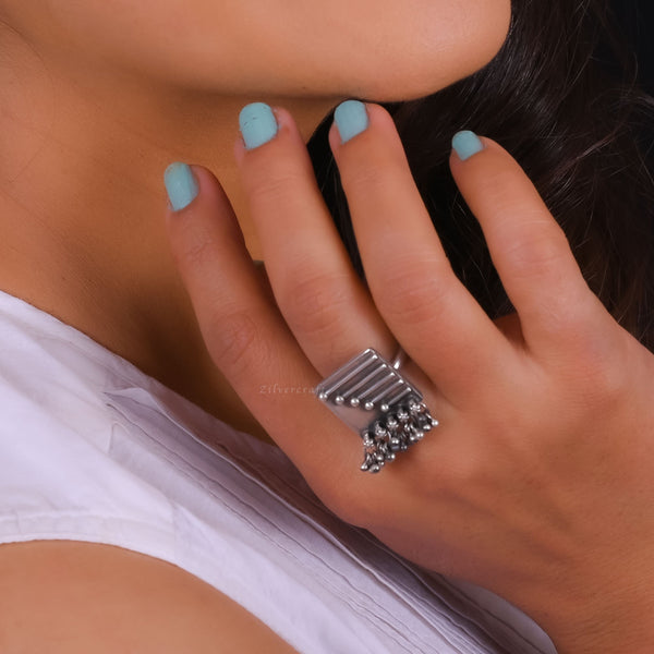 Pure Silver Rings Online