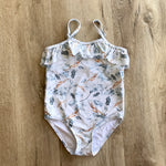 Hannah Swimsuit - Wild Grasses (SMALL FITTING)