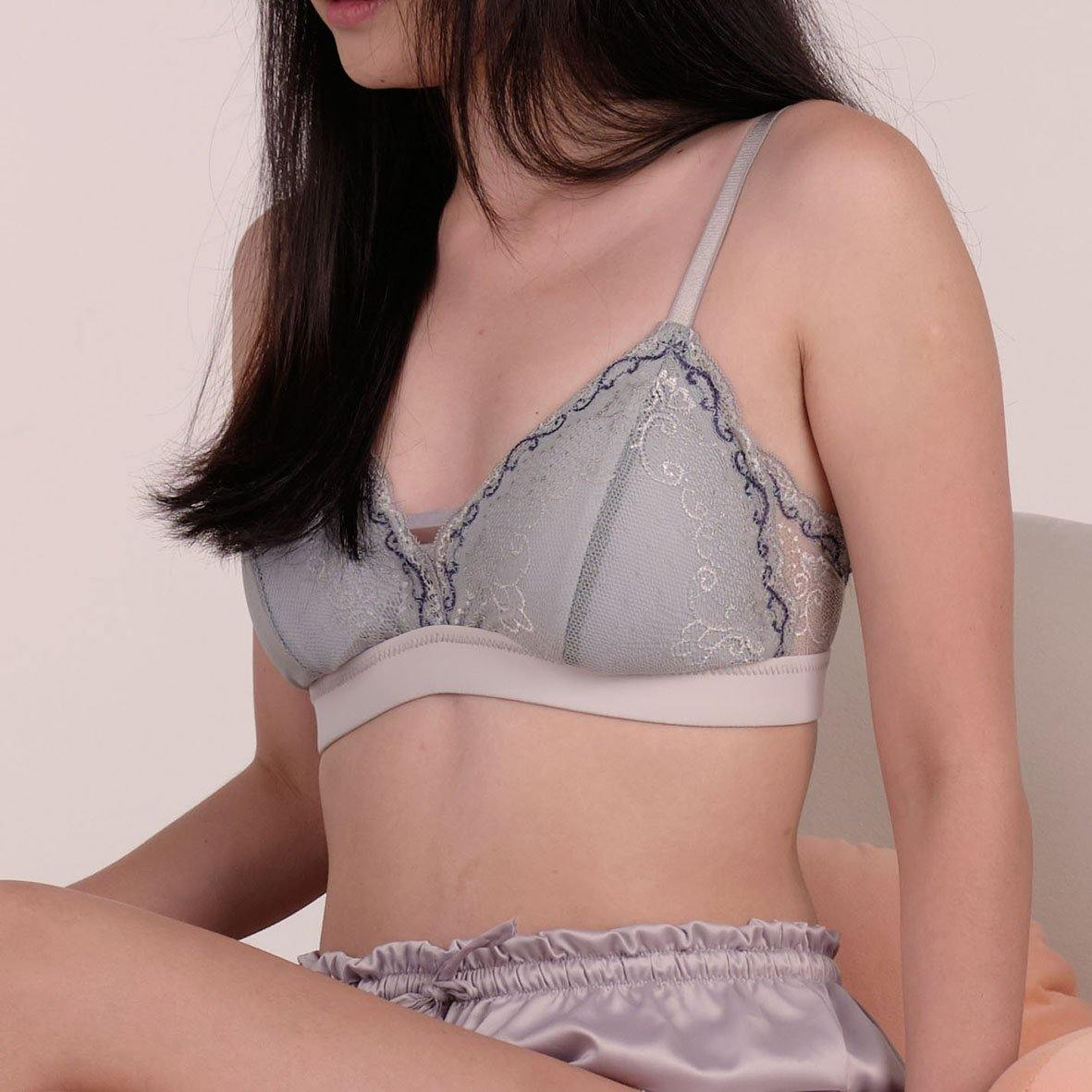 the sweet kisses padded bralette in balance
