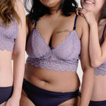 Load image into Gallery viewer, nursing - the best wishes padded bralette in go getter