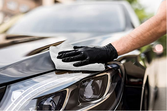 Car Washes & Auto Detailing Towels