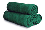 "16 x 27"" Forest Green 100% Cotton ULTRA Salon Towel"