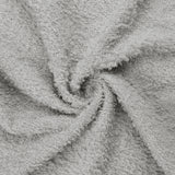 "16 x 27"" Silver 100% Cotton Premium Salon Towel"