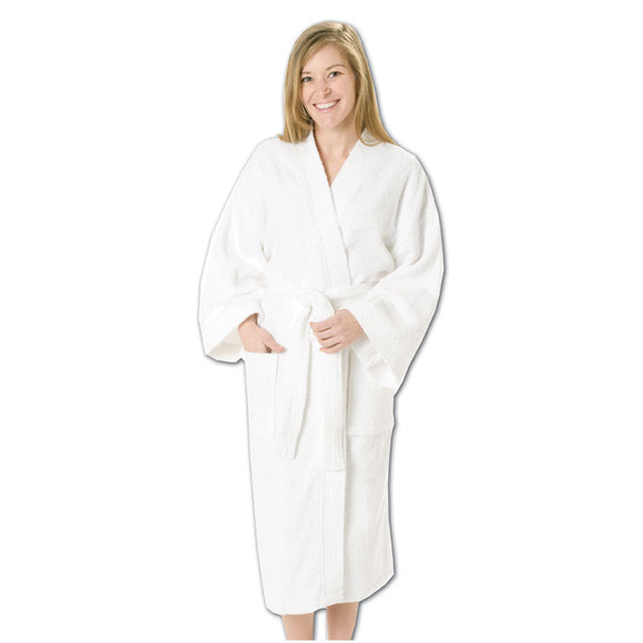Terry Loop Luxury Kimono Bath Robe 48