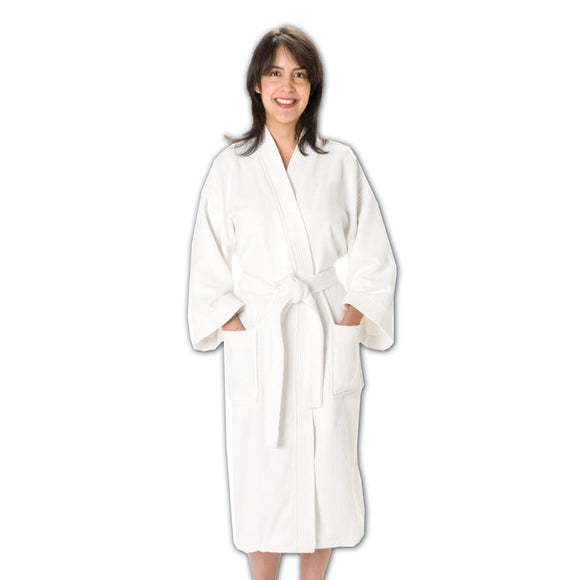 Velour Hotel Grade Luxurious Bath Robe 48