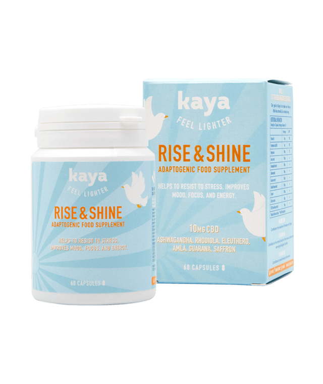 Cure Anti-Stress Fortifiante - 30 jours Cure antistress Kaya