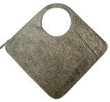 Diamond Shoulder Bag in Embossed Olive LIMITED EDITION