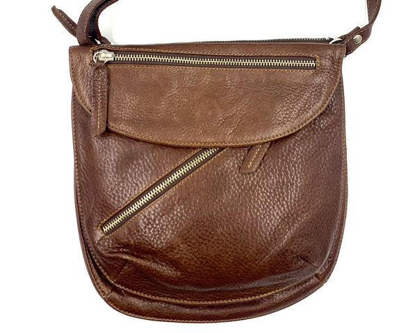 Rolita Crossbody Bag in Brown