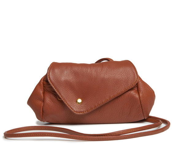 Sofia Convertible Bag in Whiskey