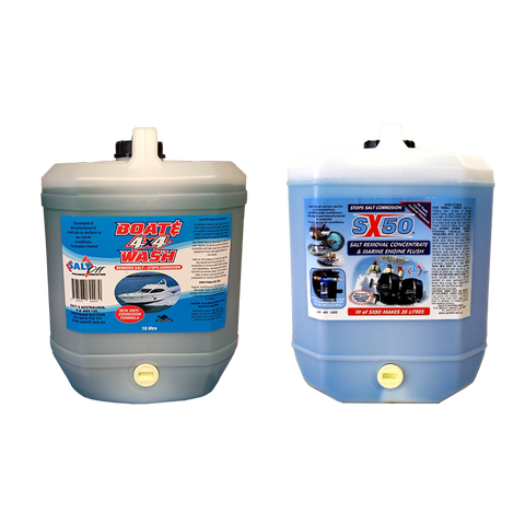 10 Litre Twin Pack