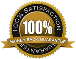 Image of 100% Satisfaction Money-Back Guarantee