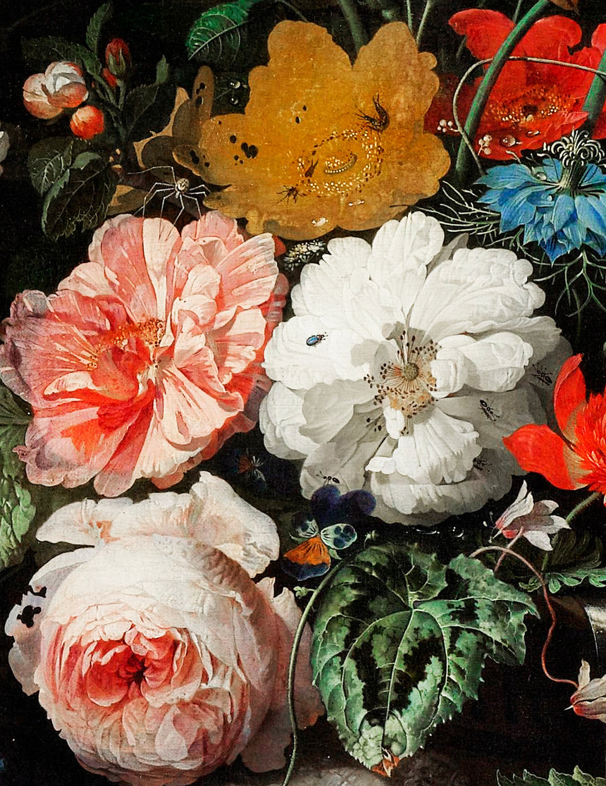 The Overturned Bouquet (1660-1679)