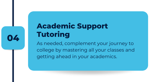 Academic tutoring across all advanced high school subjects with Ivy Camps USA