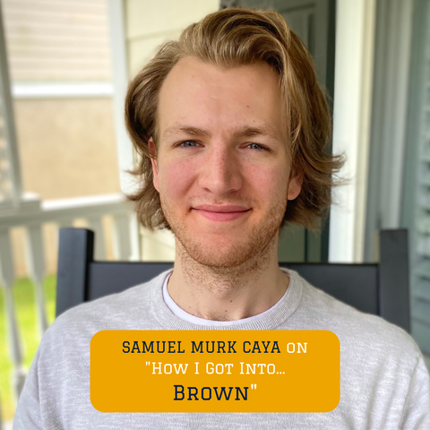 Samuel from Brown
