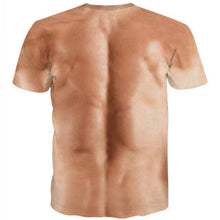 Load image into Gallery viewer, Muscle Left Tattoo T-Shirt