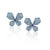 Perched Butterfly Studs