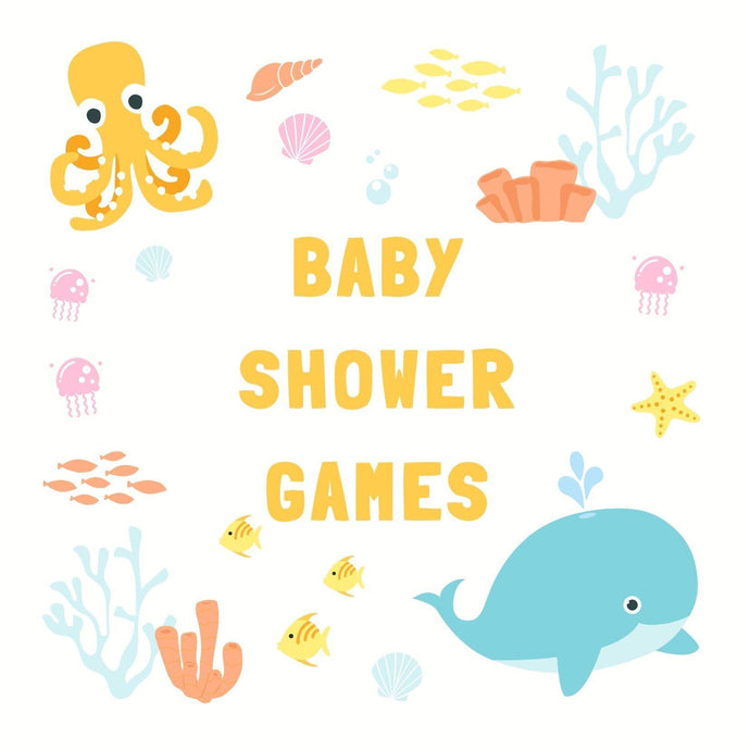 Five Fun but inexpensive and easy to organize Baby Shower Games