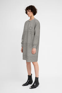 Moon Age Grey Sweatshirt Dress