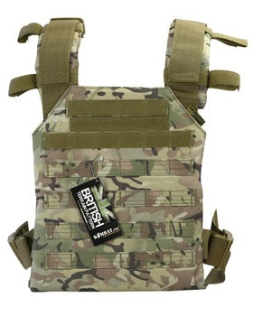 Spartan Plate Carrier-5 colours