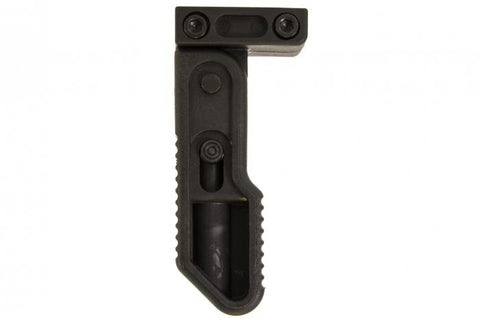 NUPROL FOLDING VERTICAL GRIP V2 - BLACK