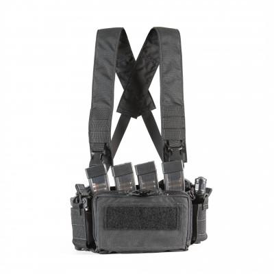PMC MICRO A CHEST RIG - BLACK Nuprol