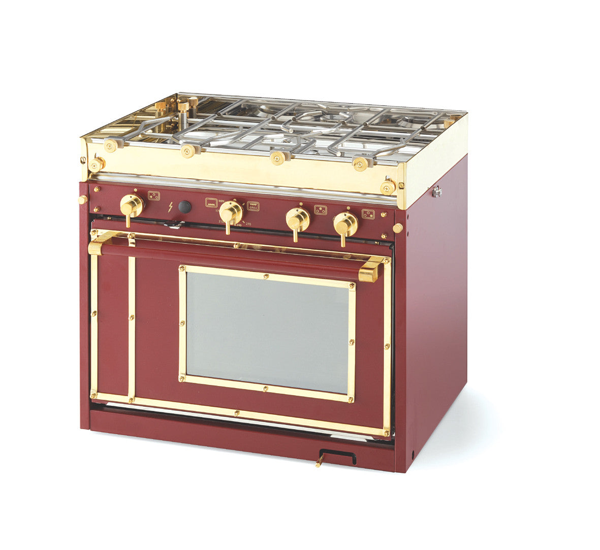 Royal - The Luxury cooker with oven for Classic Yachts
