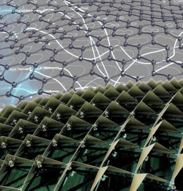Designing graphene-substrate interactions with surface charges